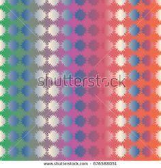 Colorful light geometric background