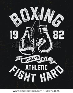Template for print,. Informations About Vintage Boxing Gloves Vector Illustration Template Stock Vector (Royal Boxing Logo, Boxing Shirts, Boxing Gym, Boxe Fight, Boxing Tattoos, Combat Boxe, Boxing Posters, Gym Logo, Typographic Logo