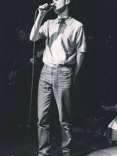 Morrissey - The Smiths - Manchester '84
