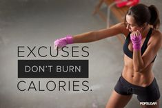 lose the excuses, they don't get you any closer to your goals! #goalweightbodyscale