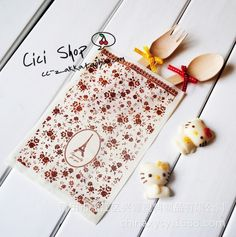 gift bag with lace - Google Search