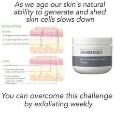 Rodan + Fields Micro Dermabrasion is a highly effective oil free formula that promotes exfoliation.  All of our products have a 60 day money back guarantee.  Message me on pinterest @ R+Fskincare101 for more info.