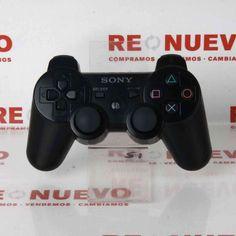 #Mando #DUAL #SHOCK #3 para #PS3 Negro de segunda mano E275373 | Tienda online de segunda mano en Barcelona #Re-Nuevo #segundamano