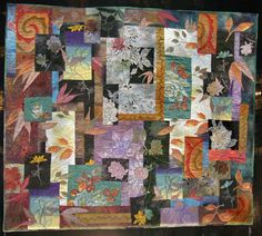 I am still looking for the right design for a quilt using the fabric I purchased in Jamaica.