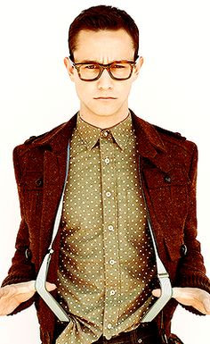 Joseph Gordon-Levitt, well hello there
