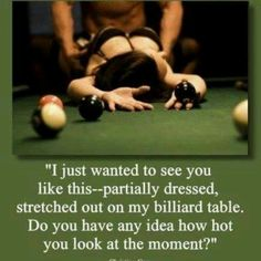 #Fiftyshades #PoolTable #Sexy