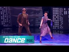 Valerie & All-Star Aaron: Top 4 Perform | SO YOU THINK YOU CAN DANCE | F...