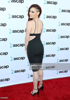 Songwriter/recording artist J Sutta attends the 2016 ASCAP Pop Awards. Jessica Sutta, Pussycat Dolls, Absolutely Gorgeous, Awards, Backless, Celebs, Dresses, Style, Fashion