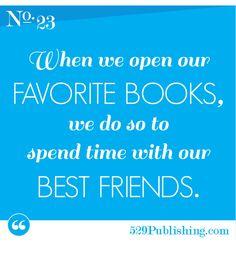 books are our true friends