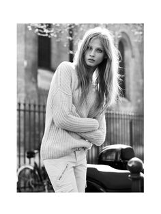 Ad Campaign: Hunkydory Season: Fall 2012 Model: Anna Selezneva Photography: Marcus Ohlsson
