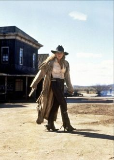 Sharon Stone as Ellen in The Quick and the Dead 1995