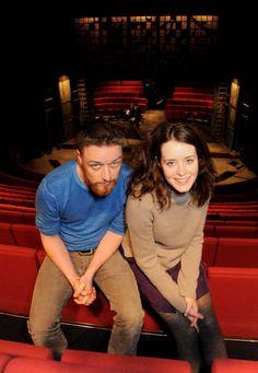Macbeth theatre James mcavoy