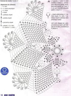 Home Decor Crochet Patterns Part 114 - Beautiful Crochet Patterns and Knitting Patterns Filet Crochet, Débardeurs Au Crochet, Crochet Doily Diagram, Crochet Dollies, Crochet Doily Patterns, Crochet Home, Thread Crochet, Love Crochet, Crochet Designs