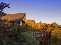 Warthog lodge house with deck and swimmingpool South Africa, Deck, Cabin, House Styles, Holiday, Home Decor, Homemade Home Decor, Vacation, Decks