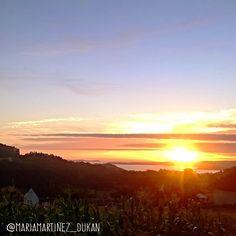 Galicia Sunset (Maria Martinez Dukan) | Atardecer en Rias Baixas {Rias Baixas, Galicia, Spain} #Galicia