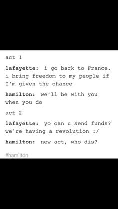 Lafayette & Hamilton: Who dis? Theatre Nerds, Musical Theatre, Theater, Alexander Hamilton, Nos4a2, Hamilton Lin Manuel Miranda, Aaron Burr, Hamilton Musical, Out Of Touch