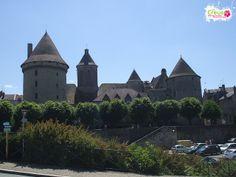 Cité médiévale de Bourganeuf - Creuse by Tourisme Creuse, via Flickr Crédits : ADRT23©J.Damase http://www.tourismecreuse.com