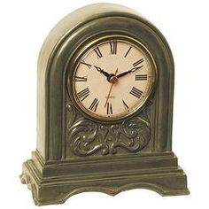 "Brookwood™ 6-1/2"" Mantle Clock"
