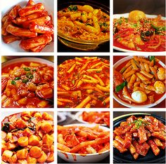 Tteokbokki (Spicy Stir-fried Rice Cakes) İstiyorum :(