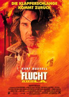 Poster zum Film: Flucht aus L.A.