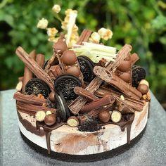 Cupcake Cakes, Cupcakes, Mini Cheesecakes, Celebration Cakes, How To Make Cake, Oreo, Baking Recipes, Food Ideas, Birthday Cake