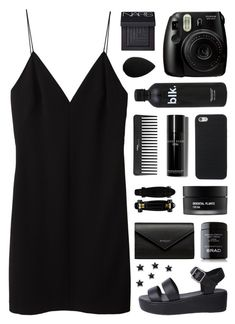 """""""adibah's 1k remake set challenge"""" by enchantedmist ❤ liked on Polyvore featuring T By Alexander Wang, Nude, Fujifilm, NARS Cosmetics, Koh Gen Do, Sephora Collection, Bobbi Brown Cosmetics, Balenciaga, beautyblender and INC International Concepts"""