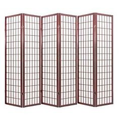 Home Decorators Collection | Japanese Oriental Style Room Screen Divider Cherry 6 Panel >>> Find out more about the great product at the image link. Note:It is Affiliate Link to Amazon.