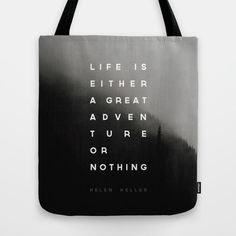 Adventure or Nothing by Zeke Tucker motivationmonday print inspirational black white poster motivational quote inspiring gratitude word art bedroom beauty happiness success motivate inspire