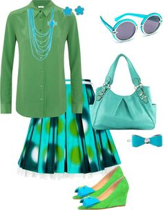 """Spring day..."" by stacie-henderson on Polyvore"