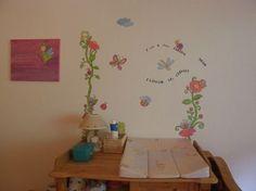 Déco chambre bébé - peinture... | bebe.ch