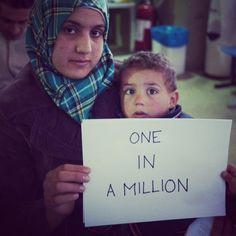 Bushra's story is as heartbreaking as a million others.