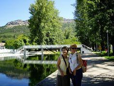 Fotografía nosotras por el Río Sever