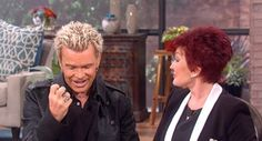 """Billy Idol the legendary punk rock singer discusses his album """"Kings and Queens of the Underground"""", and shares details about long awaited autobiography Dancing with Myself, which is out now! 10-20-14"""