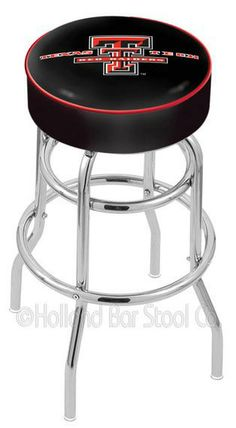 Texas Tech Red Raiders Bar Stool