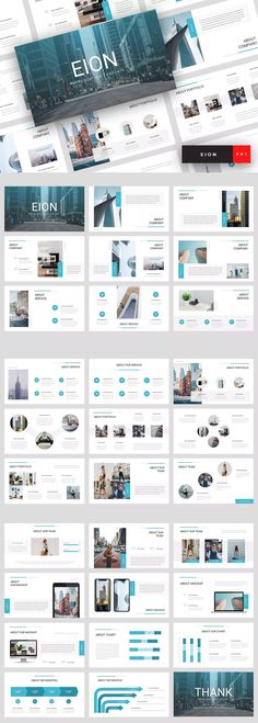 Introducing Eion - Corporate PowerPoint Template This Presentation Template can be used for any variety of purposes, such as: Business, Office, creative studio, Business Presentation Templates, Presentation Design Template, Business Powerpoint Presentation, Presentation Layout, Ppt Design, Presentation Slides, Layout Design, Graphic Design, Brochure Design