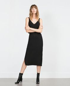 LONG DRESS-View all-Dresses-WOMAN-SALE | ZARA United States