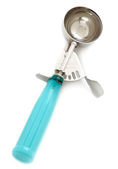 What's Your Flavor? Ice Cream Scoop. Chocolate Peanut Butter Cup Ice Cream? #blue #modcloth