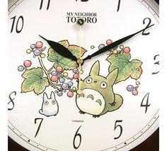 My Neighbor Totoro - Simple Wall Clock