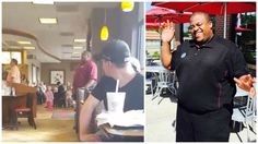 """OAK PARK, Kan. -- Customers at a Chick-fil-A restaurant in Oak Park, Kansas were treated to a special rendition of """"God Bless the USA"""" on Veterans Day. Dontarius Jamel Young, a """"team leader"""" at the..."""