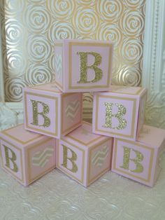 Alphabet blocks, baby shower decorations, elephant baby shower decorations, baby showe, etsy, 3feettall