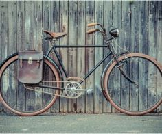 Vintage Bicycle by Le Velo