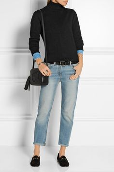 Michael Kors Collection | Cashmere turtleneck sweater | NET-A-PORTER.COM