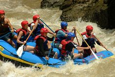 Rafting the Pacuare in Costa Rica! by Chill Expeditions, via Flickr