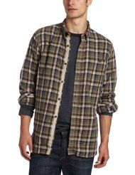 French Connection Men's Cordage Check Long Sleeve Shirt