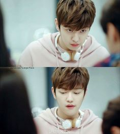 Shin as Tae Ho in The Legend Of The Blue Sea *-* Amazing kdrama!!!! And Shin's character is just hilarious and adorkable <3