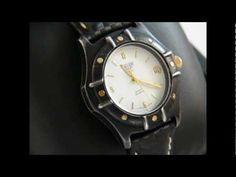 Vintage (PreTAG) Heuer 2000 Black with White Dial model 953.006
