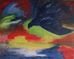 ...schilderijen: vogel