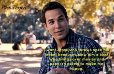 Jesse from Pitch Perfect Awesome Movies, Great Movies, Awesome Stuff, Funny Stuff, Love Movie, Movie Tv, Pitch Pefect, Skylar Astin, Literally Me