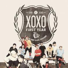 xoxo 1st album