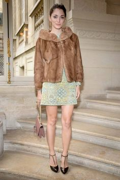 Friday's VIP Ticket: Front Row Fashion at Fall 2014 Couture Shows http://rrtruefashion.com/